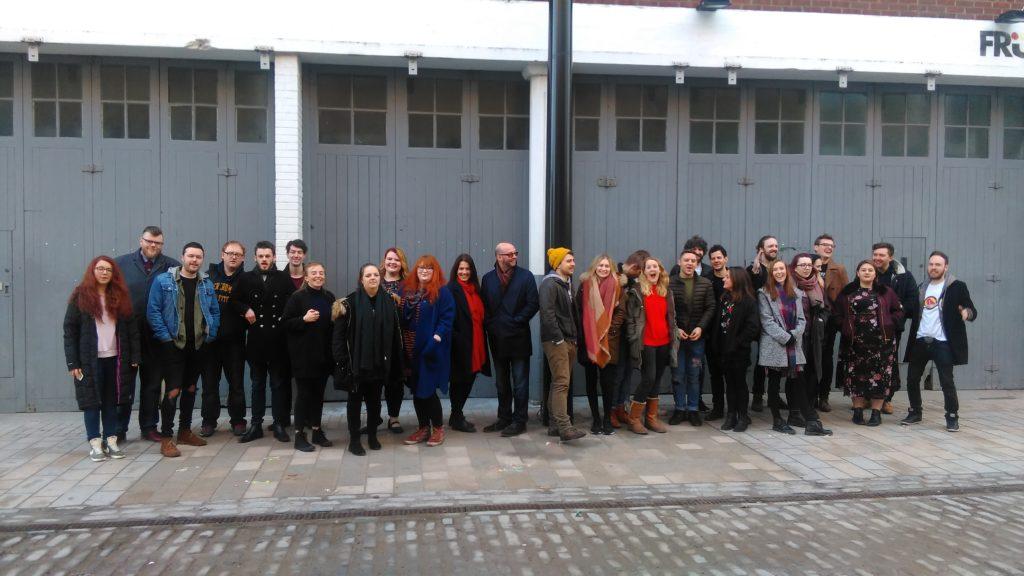 Hull's theatre sorts